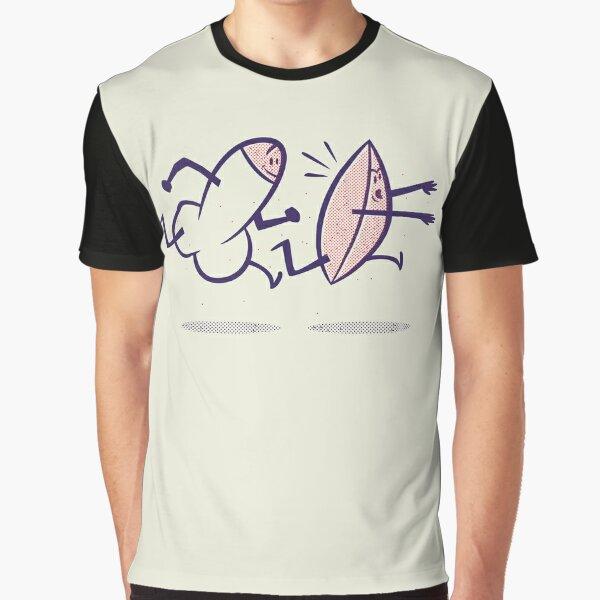 dick, vagina, penis, penis, Graphic T-Shirt
