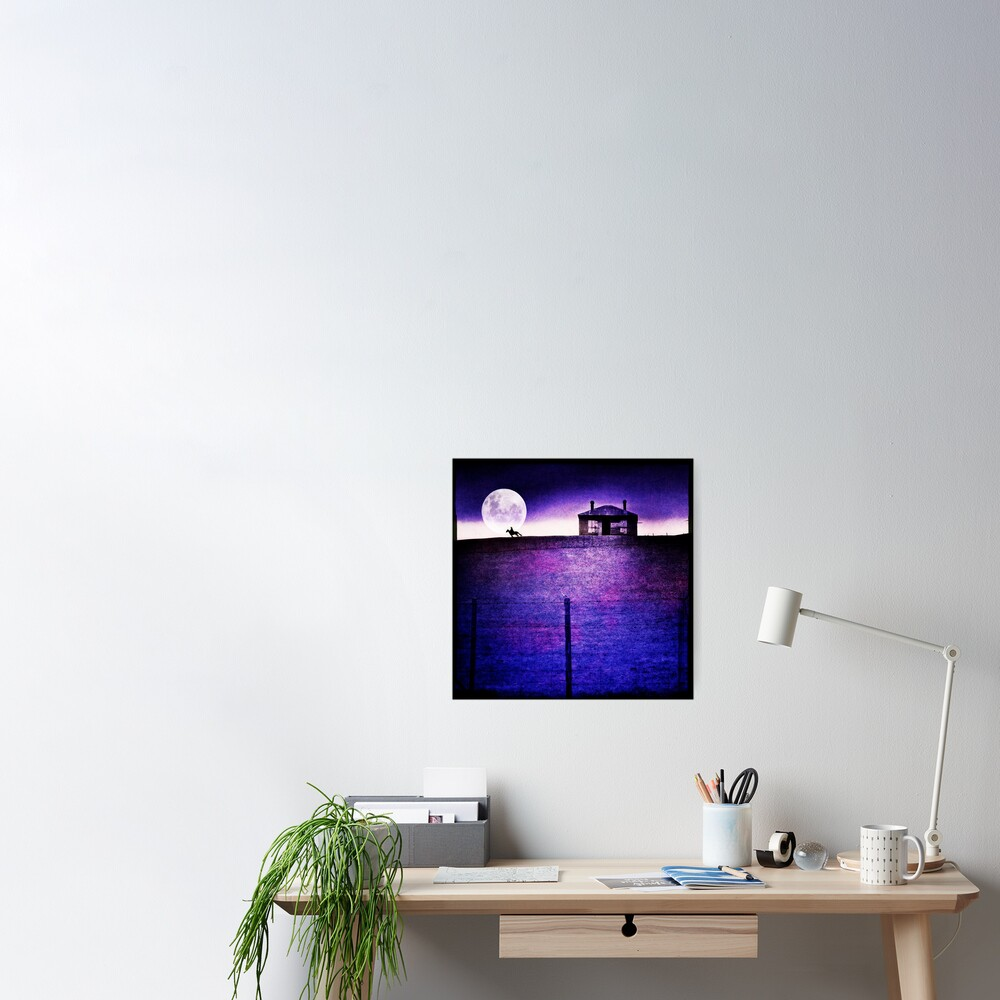 Moon Rider Poster