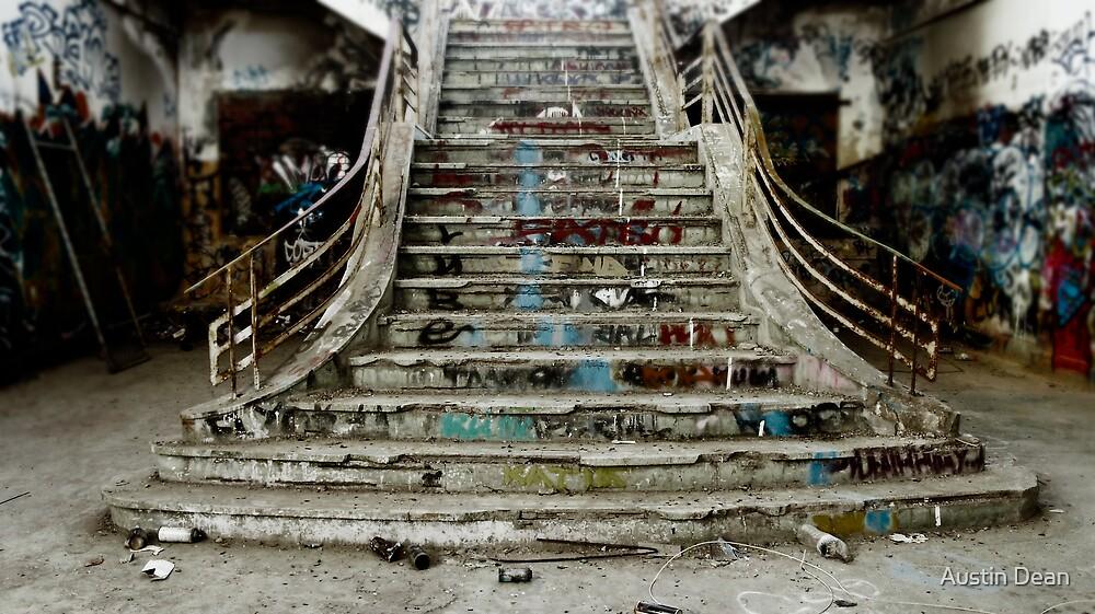 The Grand Staircase by Austin Dean