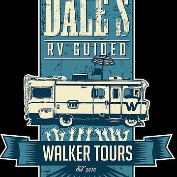 Dale's Walker Tours by morlock