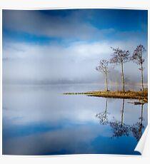 Loch Ard ,Trossachs , Scotland Poster
