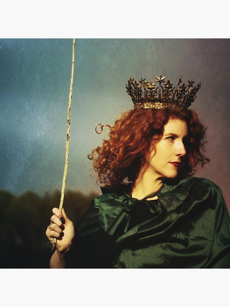 Königin der Zauberstäbe von aliceteeple