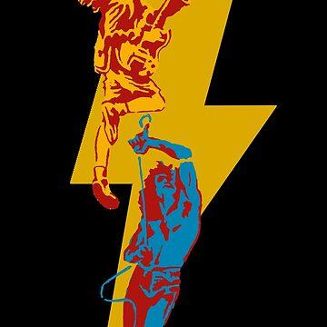 AC DC thunderbolt by nostalgicboy