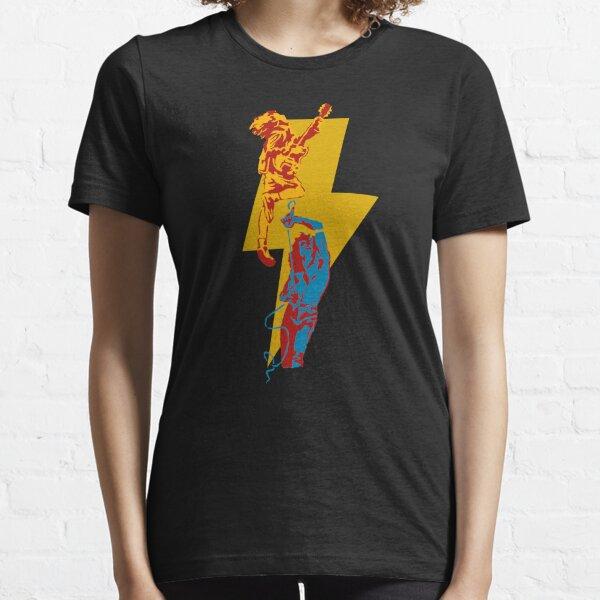 AC DC thunderbolt Camiseta esencial