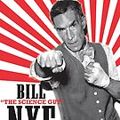 "Bill ""The Science Guy"" Nye by livia4liv"