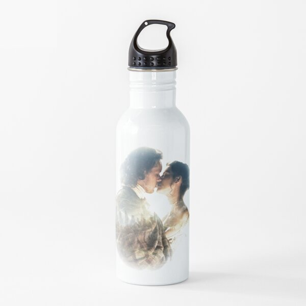 Kiss - Outlander Official Merch Water Bottle