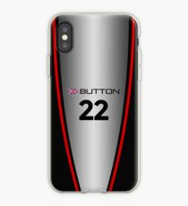F1 2015 - # 22 Button [Version starten] iPhone-Hülle & Cover