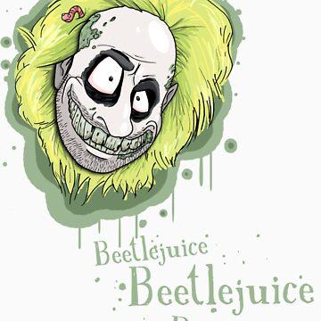 Beetlejuice,Beetlejuice,Beetle... by Newfield