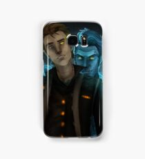 Devil By Your Shoulder Samsung Galaxy Case/Skin