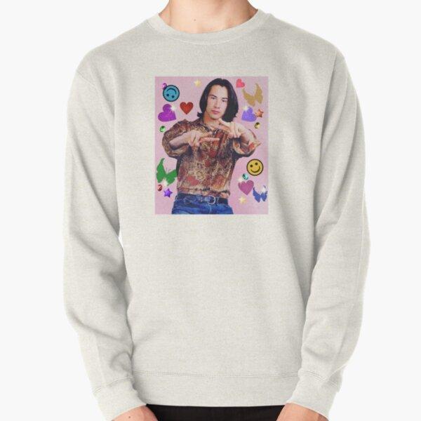 Keanu Desu Pullover Sweatshirt