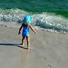 Day at the Beach by Dawn di Donato