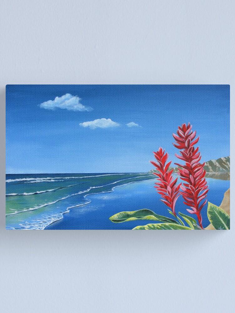 Alternate view of Paradise Canvas Print