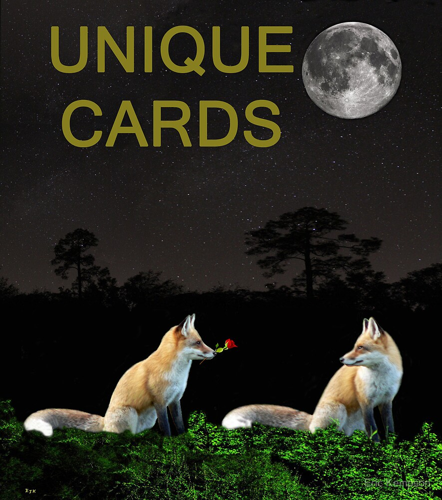 Urban Foxs by Eric Kempson