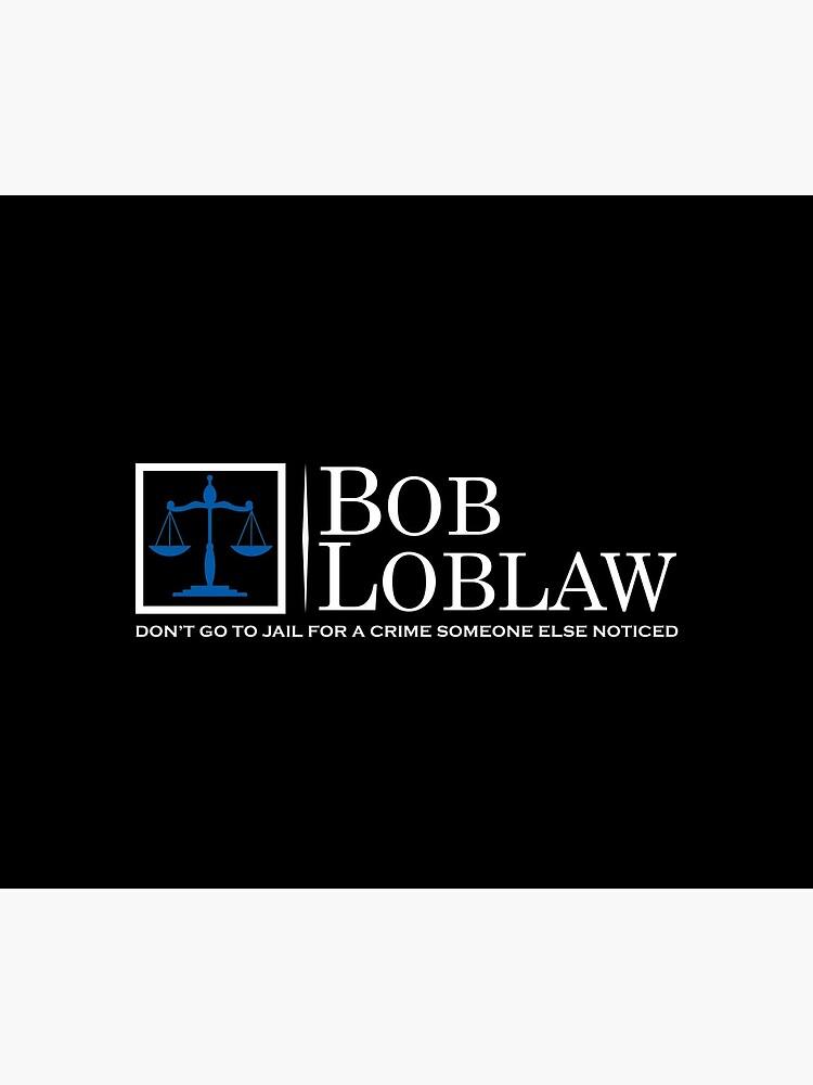 Bob Loblaw logo inspired by Arrested Development by landobry