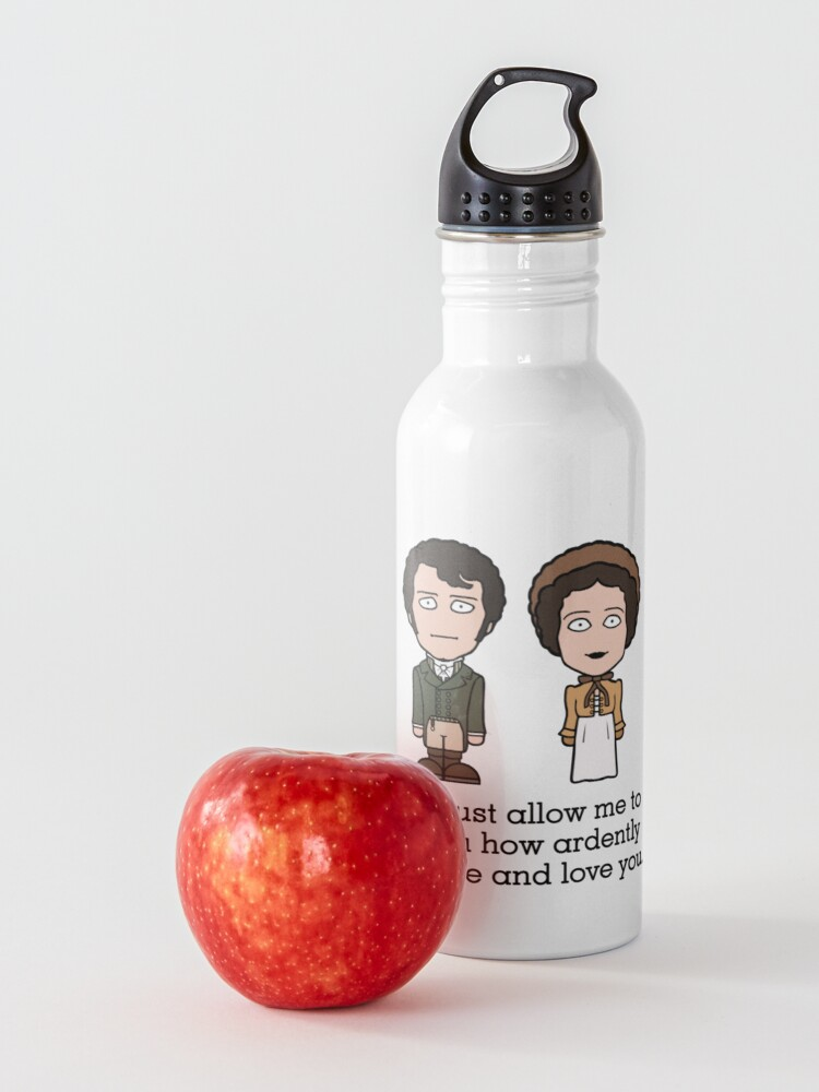 Alternate view of Pride & Prejudice Water Bottle