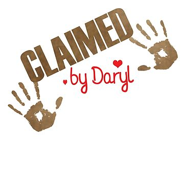 Claimed by Daryl by CH4G