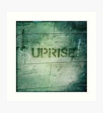 Uprise Art Print