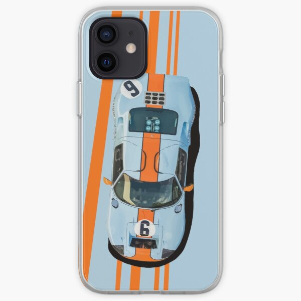Ford GT40 MK2 1969 Coque souple iPhone
