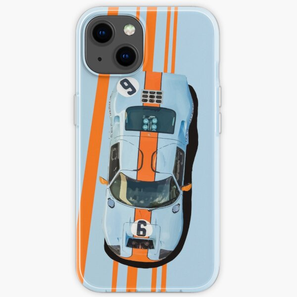 Ford GT40 MK2 1969 iPhone Soft Case