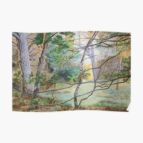 The Fairy Dell Poster