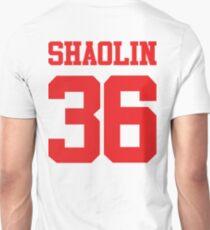 36 Chambers of Shaolin T-Shirt