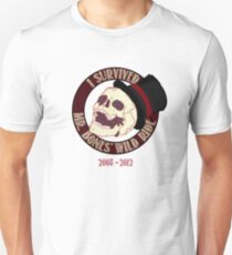 Mr. Bones' Wild Ride Unisex T-Shirt