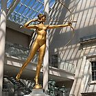 The beautiful Diana. by ROBERT NIEDERRITER