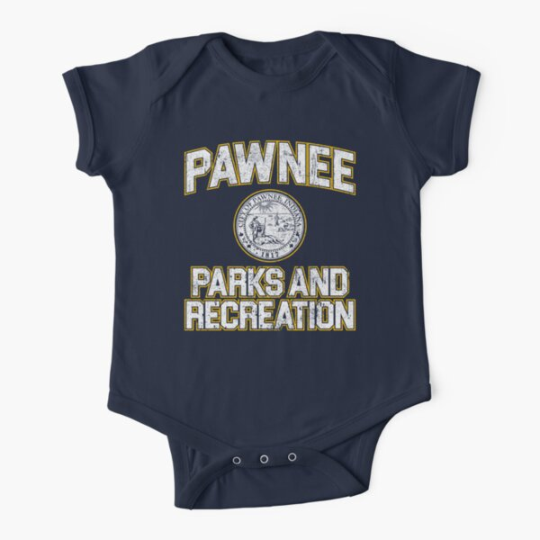 Parks and Recreation inspired shirt for baby Pawnee Goddess bodysuit Funny kid clothing.