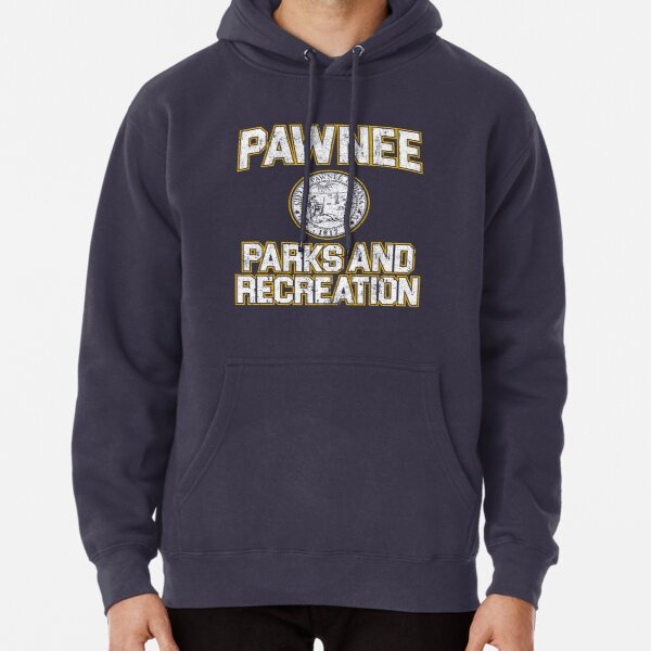 Pawnee Parks and Recreation Pullover Hoodie