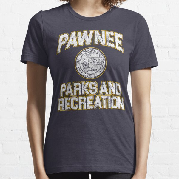 Pawnee Parks and Recreation Essential T-Shirt