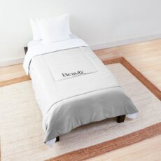Beauty - Beauty Comforter