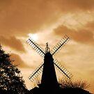 West Blatchington Mill by inglesina