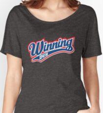 Winning Duh Women's Relaxed Fit T-Shirt