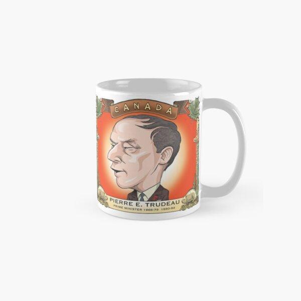 Pierre Trudeau Classic Mug