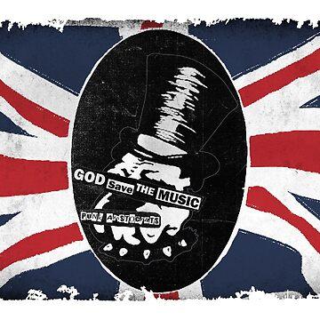 Union Jack Bully by punkaristocrats