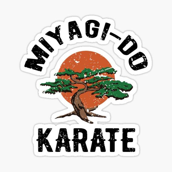 Miyagi Do Karate Sticker