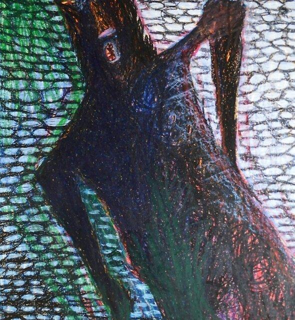 Monster 1 by Nancy Mauerman