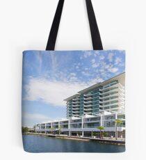 M1 Apartments Tote Bag