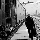 On The Run by JohnDoe1