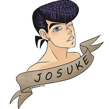 Josuke Higashikata by 1000butts
