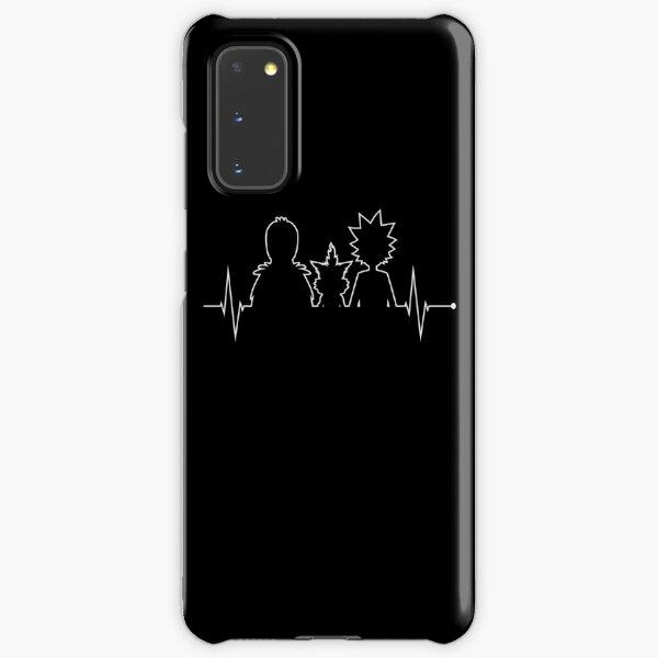 Battement de coeur le rideau de chair Coque rigide Samsung Galaxy