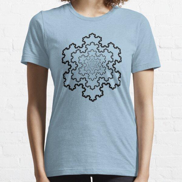 The Koch Snowflake Essential T-Shirt