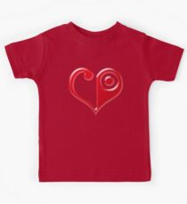The Crest of Love Kids Tee