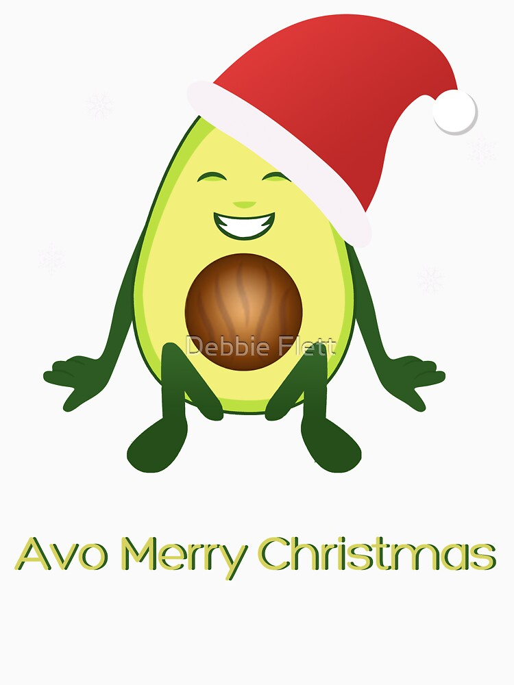 Avo Merry Christmas  by lucythecow