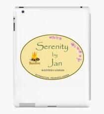 Serenity by Jan iPad Case/Skin