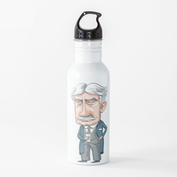 Sir Robert Borden, Prime Minister of Canada, 1911-1920 Water Bottle