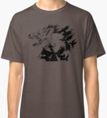 the wolf and the crow Classic T-Shirt