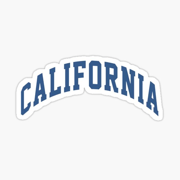 Californie Sticker