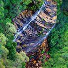 Bridal Veil Falls by Paul Tait