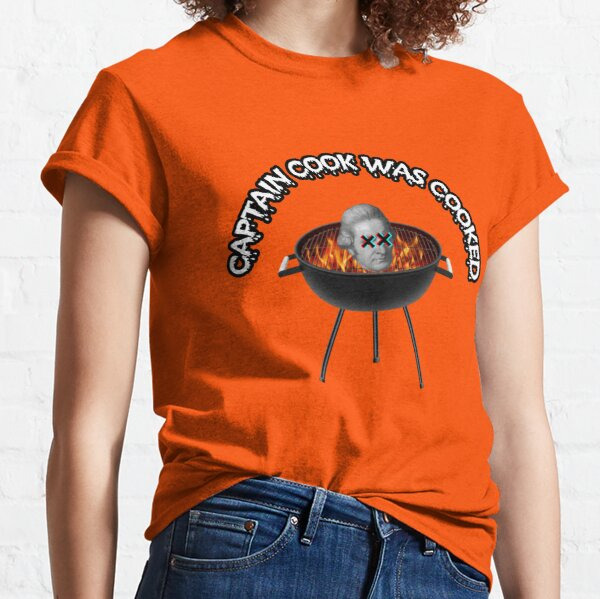 Captain cook was cooked Classic T-Shirt